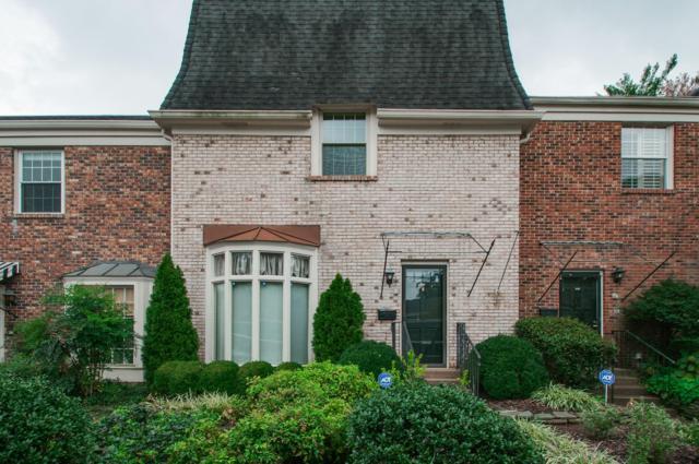 4500 Post Rd F66, Nashville, TN 37205 (MLS #1974433) :: RE/MAX Homes And Estates