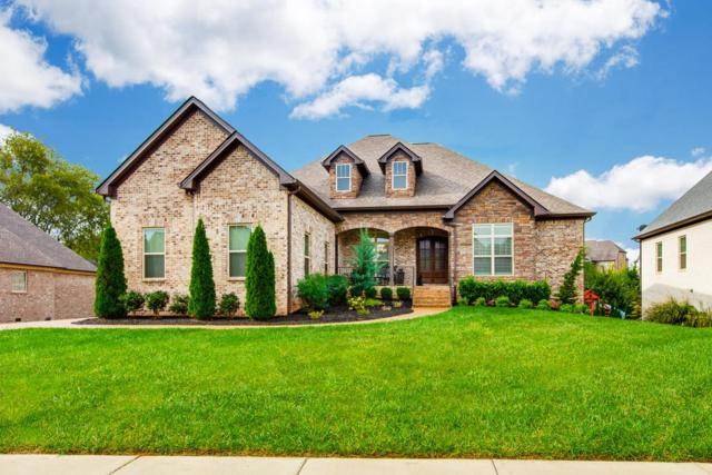 8009 Puddleduck Ln, Spring Hill, TN 37174 (MLS #1974438) :: The Kelton Group