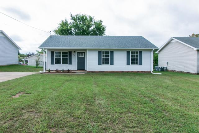 408 Eddy St, Oak Grove, KY 42262 (MLS #1974607) :: John Jones Real Estate LLC