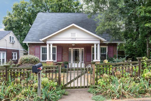 1713 Gale Ln, Nashville, TN 37212 (MLS #1974786) :: Nashville on the Move
