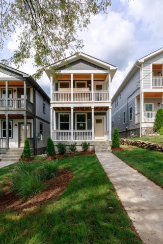 6110 A Louisiana Ave, Nashville, TN 37209 (MLS #1974799) :: Team Wilson Real Estate Partners