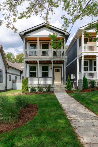 6110 B Louisiana Ave, Nashville, TN 37209 (MLS #1974800) :: Team Wilson Real Estate Partners