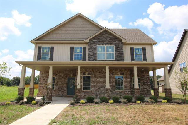 121 Hickory Wild, Clarksville, TN 37043 (MLS #1975002) :: The Kelton Group