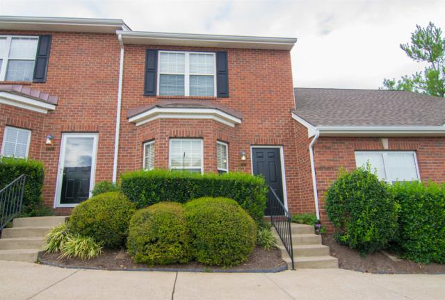 1101 Downs Blvd Apt K104 K104, Franklin, TN 37064 (MLS #1975032) :: REMAX Elite