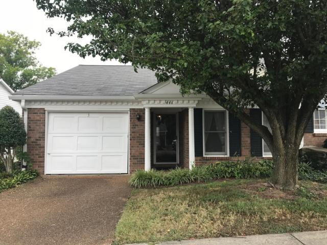 446 Siena Dr, Nashville, TN 37205 (MLS #1975065) :: RE/MAX Choice Properties