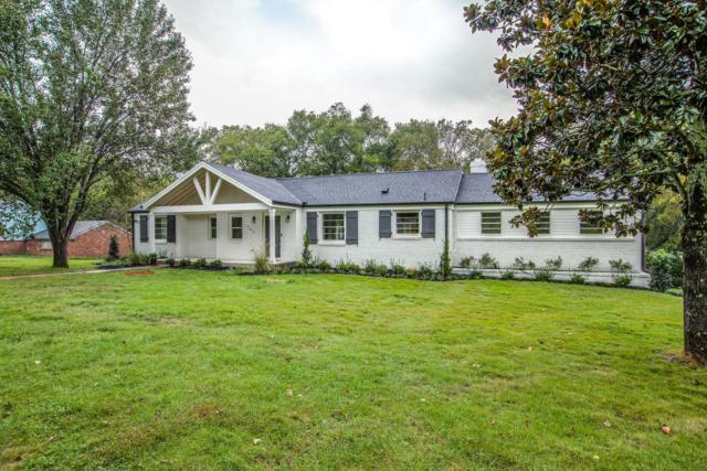 745 Vosswood Dr, Nashville, TN 37205 (MLS #1975109) :: RE/MAX Homes And Estates