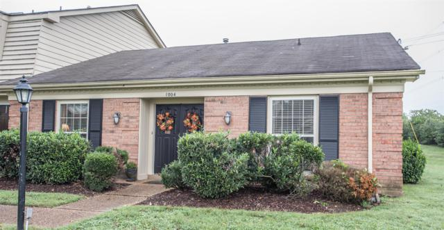 1004 Todd Pries, Nashville, TN 37221 (MLS #1975196) :: HALO Realty