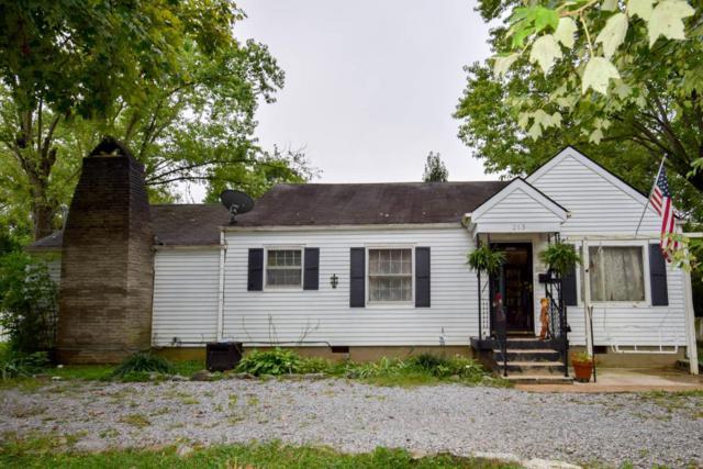 213 Coles Ferry Rd, Gallatin, TN 37066 (MLS #1975221) :: Nashville on the Move