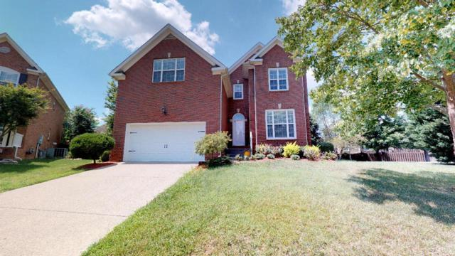 4006 Larabee Ct, Spring Hill, TN 37174 (MLS #1975278) :: John Jones Real Estate LLC