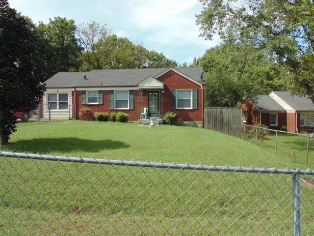 1305 Kenmore Ct, Nashville, TN 37216 (MLS #1975451) :: John Jones Real Estate LLC