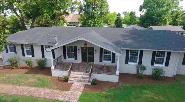 1221 Old Hickory Blvd, Brentwood, TN 37027 (MLS #1975596) :: Ashley Claire Real Estate - Benchmark Realty