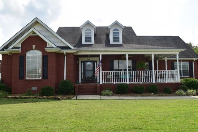 508 Ryan Circle, Cookeville, TN 38501 (MLS #1975697) :: Nashville on the Move