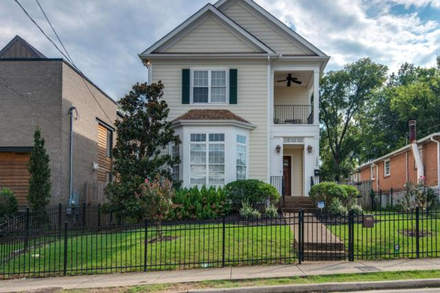 1005 W Grove Ave, Nashville, TN 37203 (MLS #1975954) :: Nashville on the Move