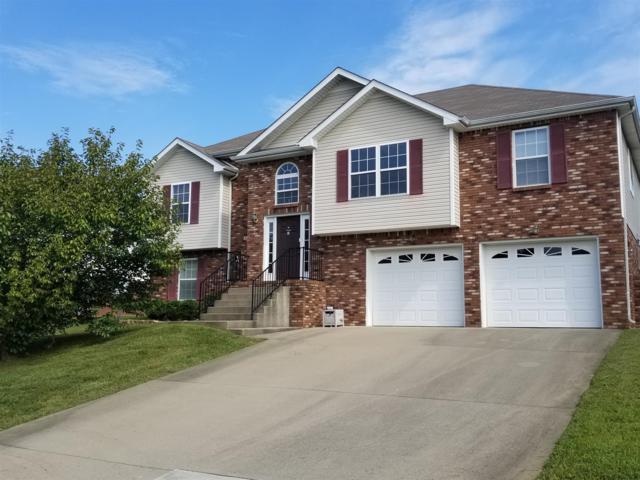 3397 Quicksilver Court, Clarksville, TN 37042 (MLS #1976016) :: John Jones Real Estate LLC