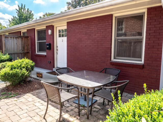 807 Boscobel St - Unit 2 2 #2, Nashville, TN 37206 (MLS #1976500) :: CityLiving Group