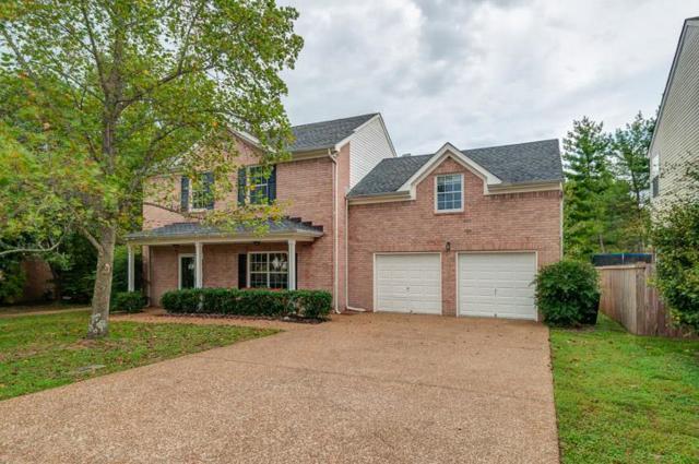 1018 Glastonbury Dr, Franklin, TN 37069 (MLS #1976647) :: John Jones Real Estate LLC