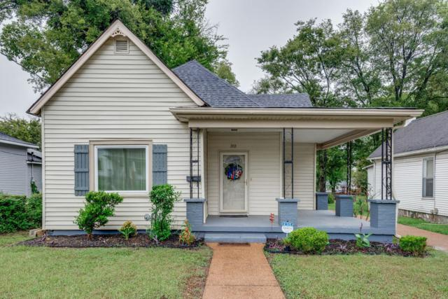 311 Neill Ave, Nashville, TN 37206 (MLS #1976723) :: Nashville on the Move