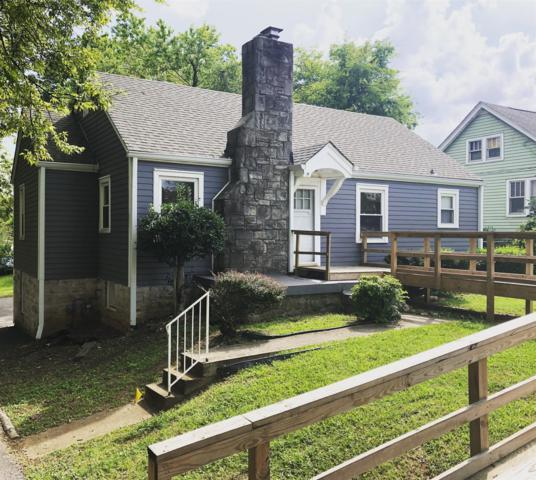 1605 Porter Rd, Nashville, TN 37206 (MLS #1976782) :: Nashville on the Move