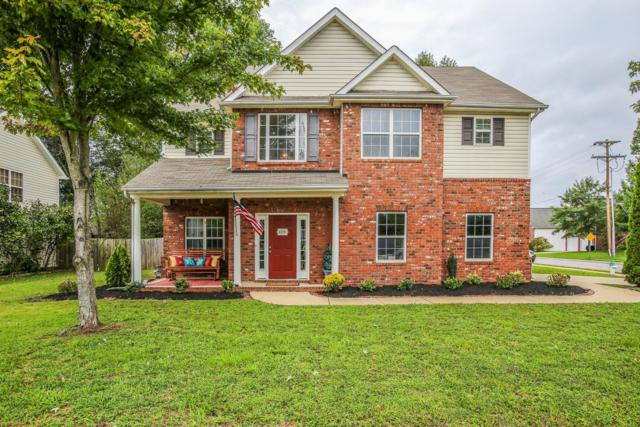 1316 Chapmans Retreat Dr, Spring Hill, TN 37174 (MLS #1977151) :: John Jones Real Estate LLC