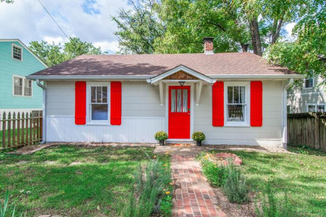 2203 Burbank Ave, Nashville, TN 37210 (MLS #1977371) :: The Easling Team at Keller Williams Realty