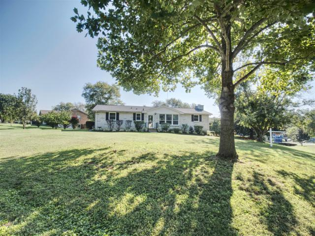 606 Galaxie Dr, Nashville, TN 37209 (MLS #1977412) :: Team Wilson Real Estate Partners