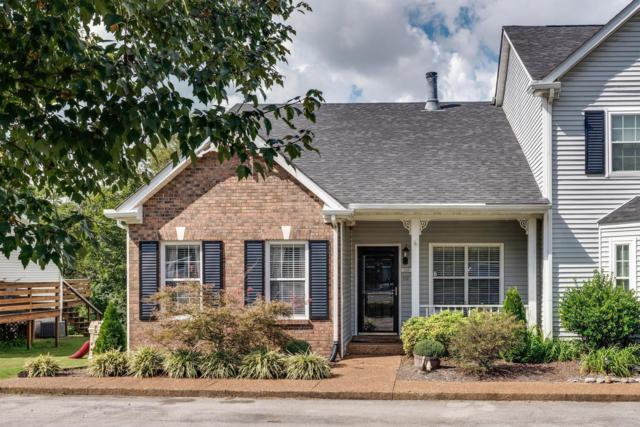 1219 Carriage Park Dr, Franklin, TN 37064 (MLS #1977723) :: Nashville on the Move