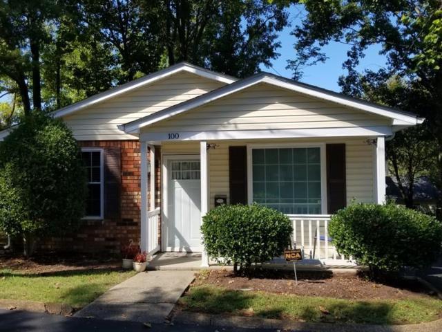 100 Five Oaks Drive, Nashville, TN 37217 (MLS #1977767) :: Nashville on the Move