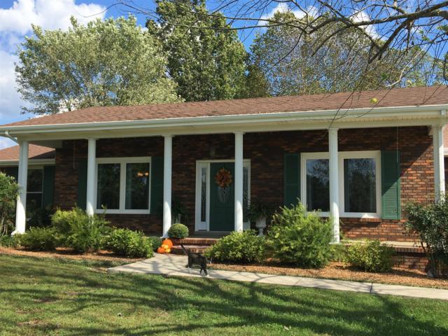1037 Spring Creek Road, Chapmansboro, TN 37035 (MLS #1977769) :: Clarksville Real Estate Inc