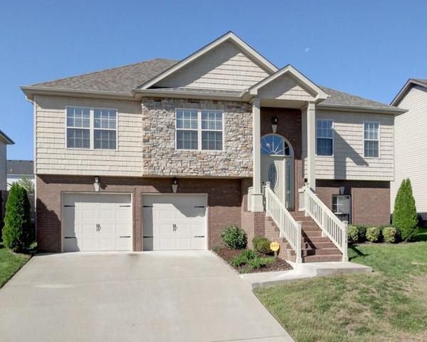 3356 Wiser Dr, Clarksville, TN 37042 (MLS #1977788) :: REMAX Elite