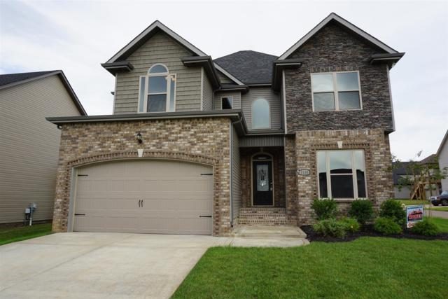 1130 N J A Tate, Clarksville, TN 37043 (MLS #1977789) :: Ashley Claire Real Estate - Benchmark Realty