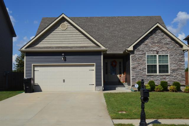 731 Sleek Fox Dr, Clarksville, TN 37040 (MLS #1977827) :: The Milam Group at Fridrich & Clark Realty