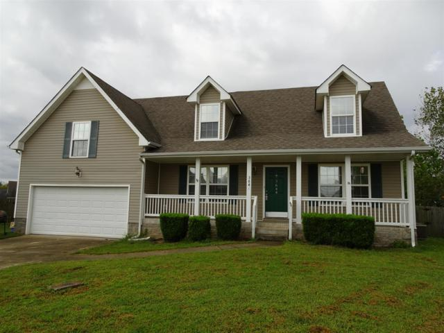 3644 S. Naples Court, Clarksville, TN 37040 (MLS #1977859) :: The Kelton Group
