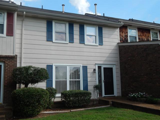 4001 Anderson Rd Unit H45 H45, Nashville, TN 37217 (MLS #1977915) :: The Matt Ward Group