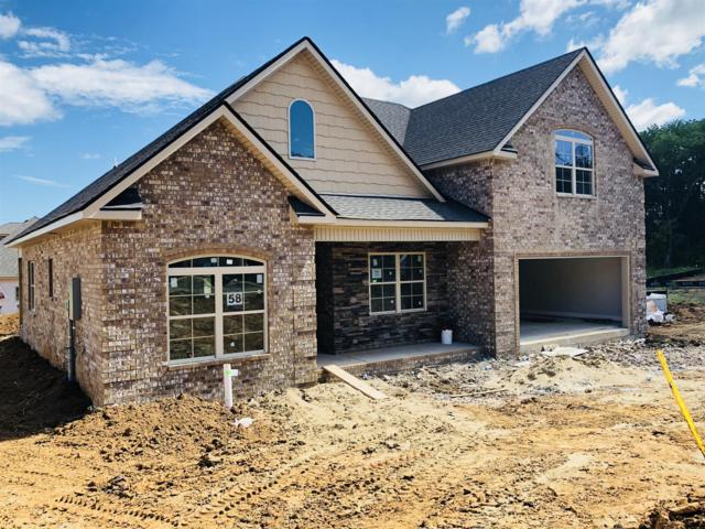 5305 Patience Dr, Lot 58, Smyrna, TN 37167 (MLS #1977929) :: Nashville on the Move