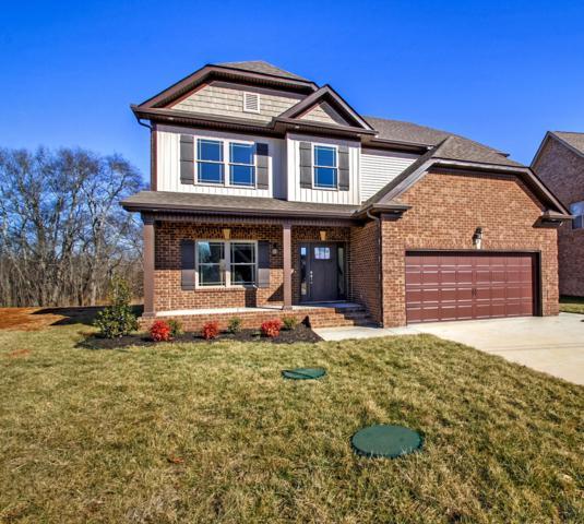 522 Ruby Oaks Lane- Lot 7, Murfreesboro, TN 37128 (MLS #1978079) :: John Jones Real Estate LLC