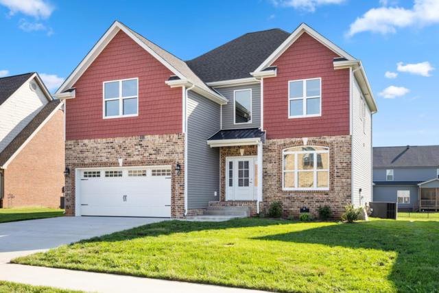 1146 N J A Tate Dr, Clarksville, TN 37043 (MLS #1978493) :: Ashley Claire Real Estate - Benchmark Realty