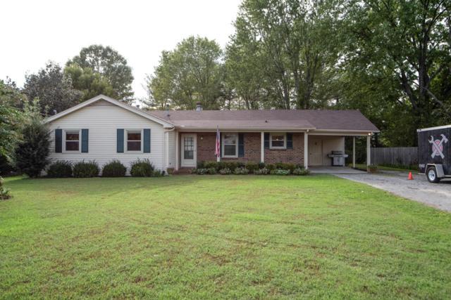 1000 Dortch Ln, Nolensville, TN 37135 (MLS #1978691) :: DeSelms Real Estate