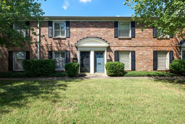5025 Hillsboro Pike Apt 10E, Nashville, TN 37215 (MLS #1978856) :: Team Wilson Real Estate Partners