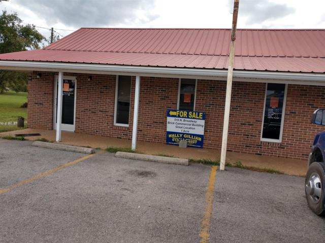 510 N Broadway 510-512, Portland, TN 37148 (MLS #1979027) :: The Helton Real Estate Group