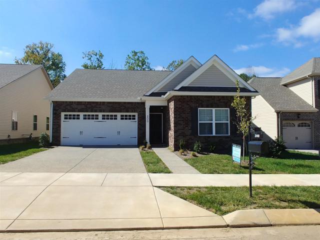 200 Bexley Way, White House, TN 37188 (MLS #1979173) :: John Jones Real Estate LLC