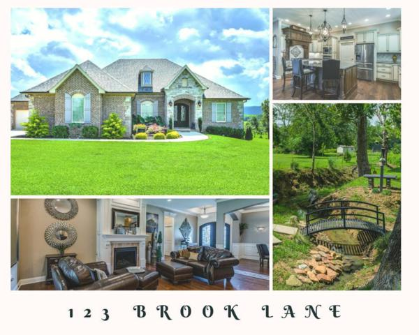123 Brook Lane, Cookeville, TN 38506 (MLS #1979460) :: Nashville on the Move