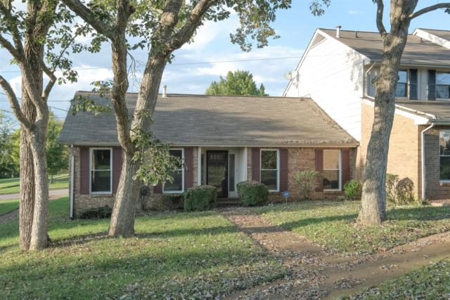 4001 Anderson Rd Unit R101, Nashville, TN 37217 (MLS #1979661) :: The Matt Ward Group