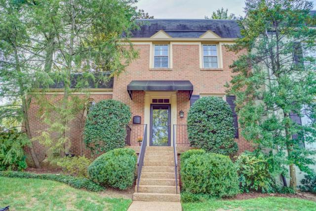 4400 Belmont Park Terrace 132, Nashville, TN 37205 (MLS #1980101) :: RE/MAX Homes And Estates
