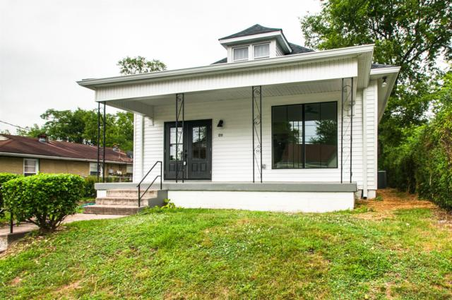 1811 15Th Ave N, Nashville, TN 37208 (MLS #1980152) :: RE/MAX Homes And Estates