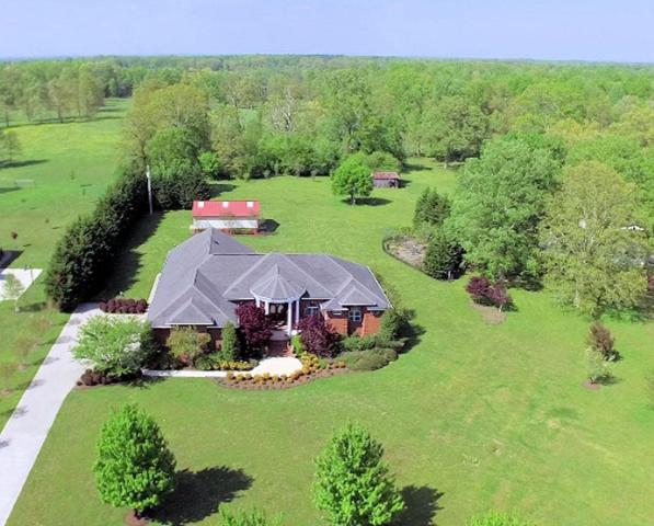366 Ledford Mill Rd, Tullahoma, TN 37388 (MLS #1980356) :: Maples Realty and Auction Co.