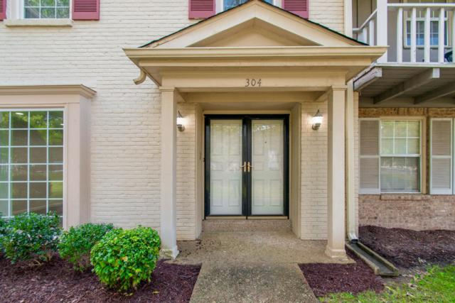 8300 Sawyer Brown Rd. G304, Nashville, TN 37221 (MLS #1980445) :: HALO Realty