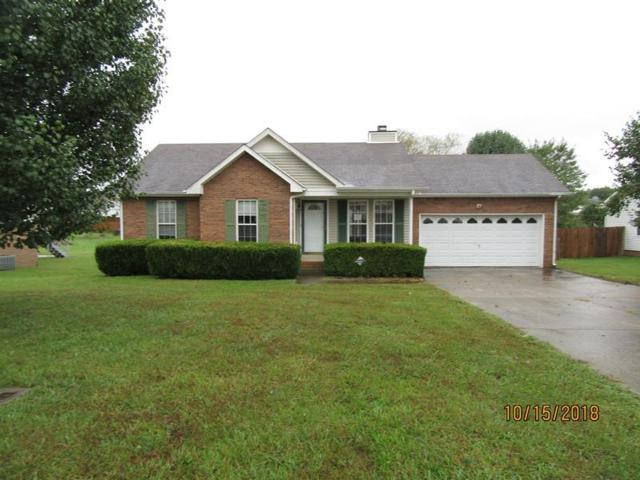 1945 Berkshire Dr, Clarksville, TN 37042 (MLS #1980671) :: RE/MAX Choice Properties