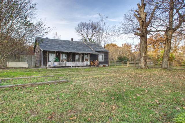 5950 Pinewood Rd, Franklin, TN 37064 (MLS #1980744) :: The Kelton Group