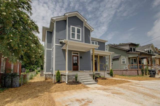 2423 A Inga, Nashville, TN 37206 (MLS #1980815) :: Armstrong Real Estate