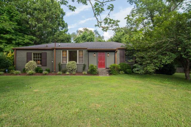 4924 Monterey Dr, Nashville, TN 37220 (MLS #1981281) :: The Milam Group at Fridrich & Clark Realty